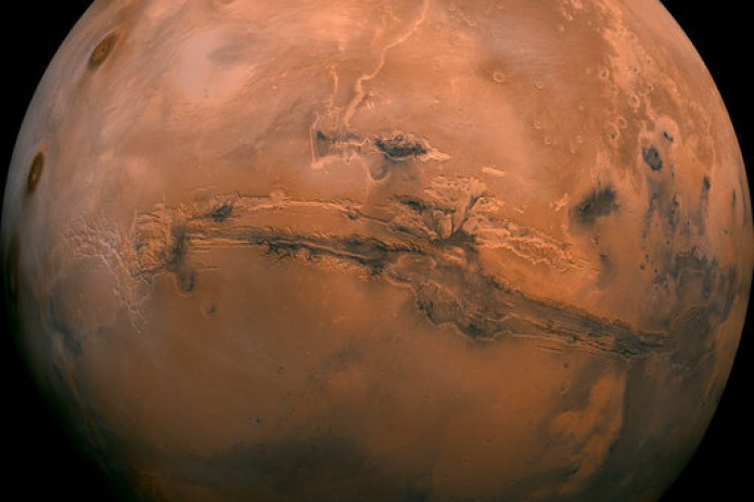 Mars reaches its closest approach to Earth in 15 years