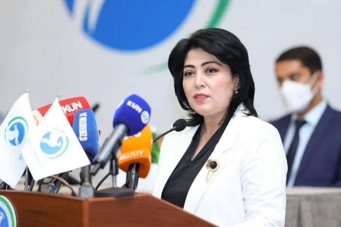 Партия «Миллий тикланиш» предложила полностью ограничить работу TikTok в Узбекистане