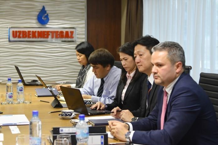 ADB can assist in corporate development of Uzbekneftegaz