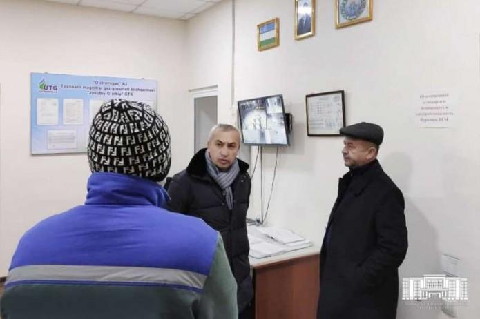 Столичный хокимият отреагировал на проблемы с газом в Ташкенте