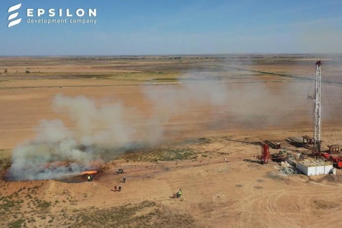 EPSILON (EDC): Дебит скважины Кирккулоч-1 составил 200 тыс. куб. м газа в сутки