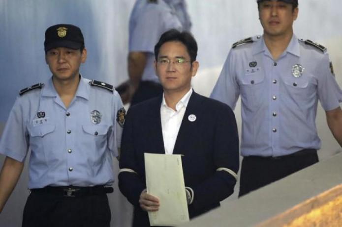 Директор Самсунг, приговоренный к 5-ти годам, подал апелляцию