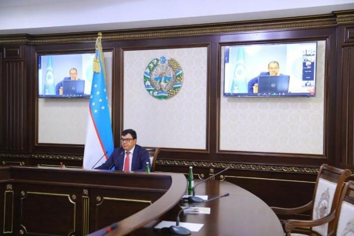Азиз Абдухакимов выдвинул новые инициативы на заседании Министров по делам туризма ССТГ