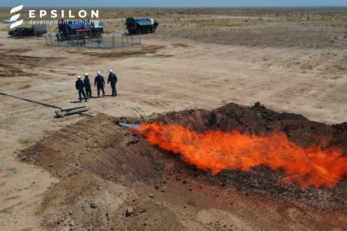 EPSILON: На скважине Чигил-5 увеличен промышленный выход углеводородов