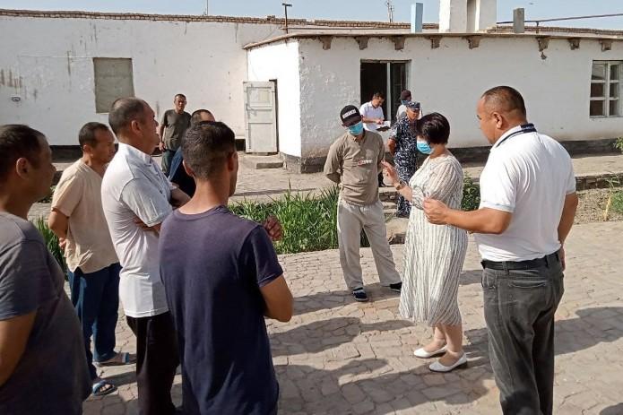 Омбудсмен помогла заключенным, которым не выплачивали зарплату