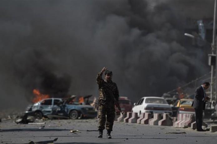 Восемь человек стали жертвами теракта в Багдаде