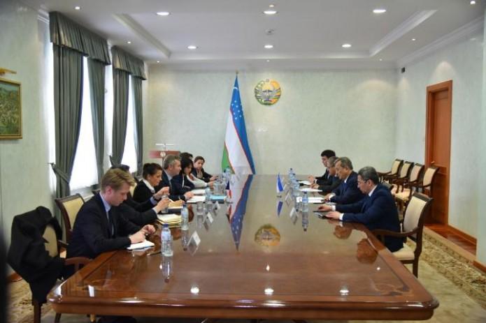 Узбекистан и Франция реализуют совместные проекты на $3,4 млрд.