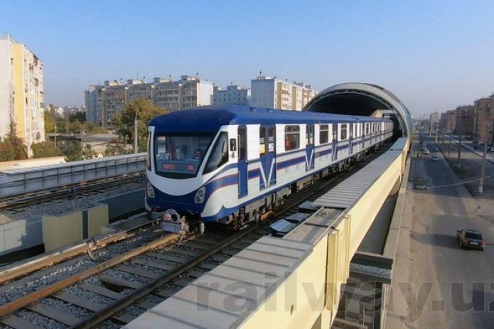 Сергелийскую ветку метро остановили, всех пассажиров эвакуировали
