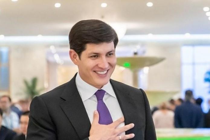 Отабек Умаров выдвинут на пост вице-президента ОСА