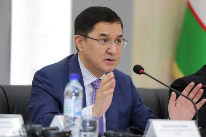 Джамшид Кучкаров назначен Министром экономики и промышленности Узбекистана