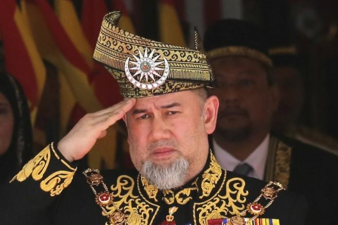 Впервые в истории Малайзии король отрекся от престола
