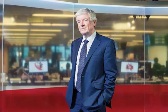 Гендиректор телерадиовещательной корпорации BBC уходит в отставку