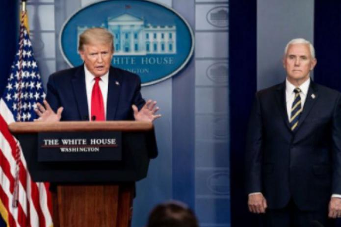 Трамп грозится принять меры против ВТО из-за Китая