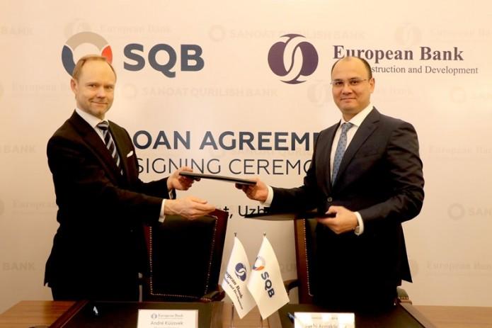 Узпромстройбанк и ЕБРР подписали соглашение $25 млн