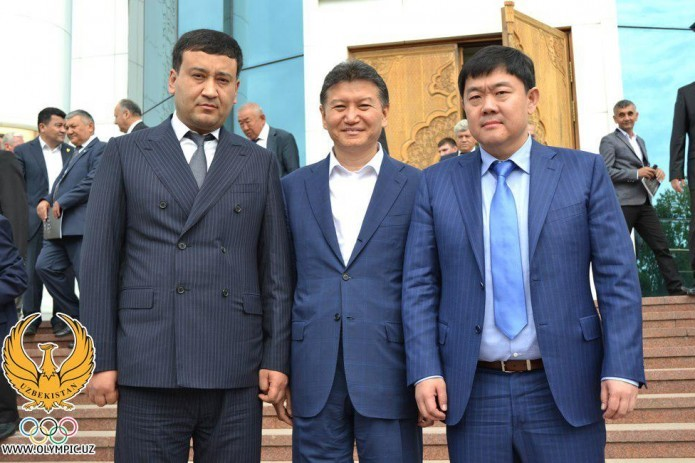 Dmitry Li elected chairman of the Chess Federation of Uzbekistan