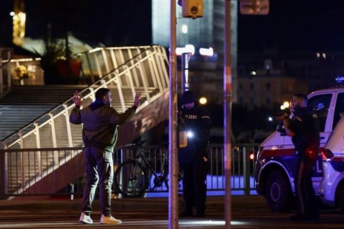 Стрельба в центре Вены: двое убитых и множество раненых | UzReport.news