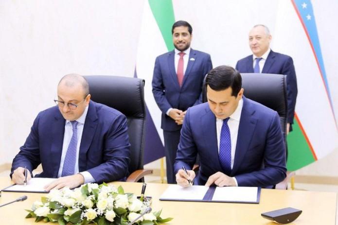 Masdar инвестирует $100 млн. в строительство ФЭС в Навоийской области