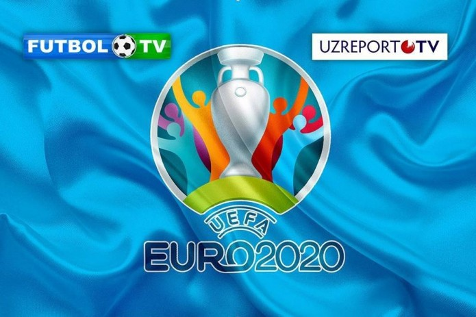 UZREPORT TV ва FUTBOL TV ЕВРО-2020 мусобақасининг эксклюзив трансляция ҳуқуқини қўлга киритди
