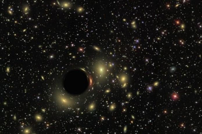 Китайский спутник получил мистические сигналы частиц темной материи