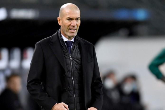 Зинедин Зидан объяснил, почему ушёл из мадридского «Реала»