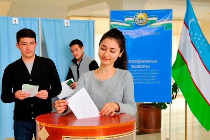В Узбекистане изменятся границы избирательных округов
