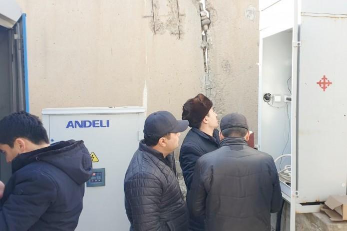 В Намангане выявлен 21 случай незаконного пользования электроэнергией