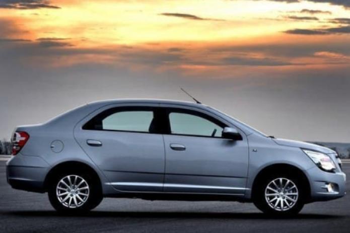 Chevrolet Cobalt стал самой производимой моделью UzAuto Motors