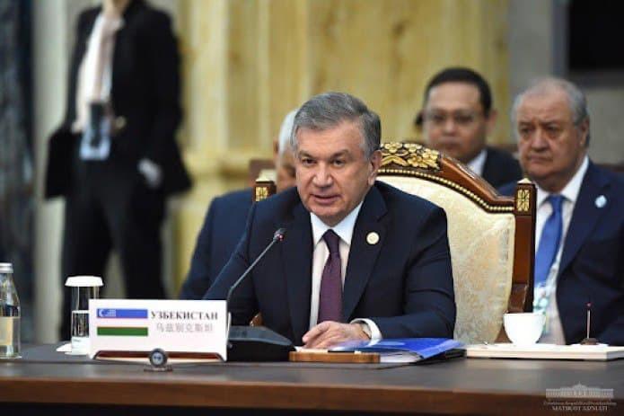 На этой неделе Шавкат Мирзиёев отправится в Таджикистан