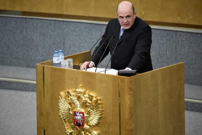 Президент России Владимир Путин подписал указ о назначении председателем правительства Михаила Мишустина.