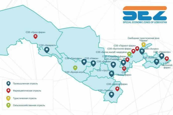 Опубликован проект Положения о свободных экономических зонах