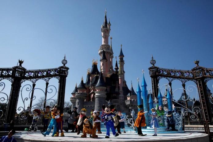 Disney вложит €2 млрд врасширение парка развлечений встолице франции