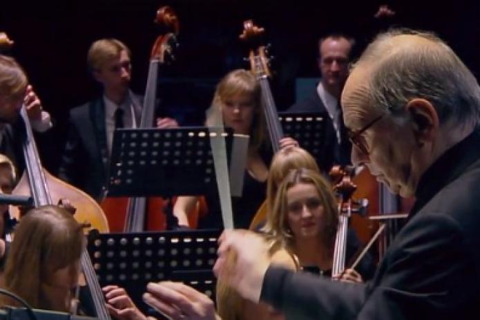 Умер знаменитый итальянский композитор Эннио Морриконе