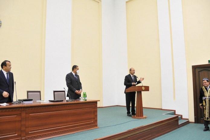 Шухрат Ганиев назначен заместителем Премьер-министра