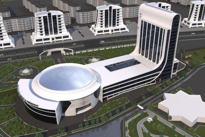 Алишер Усманов профинансирует строительство международного бизнес-центра в Узбекистане