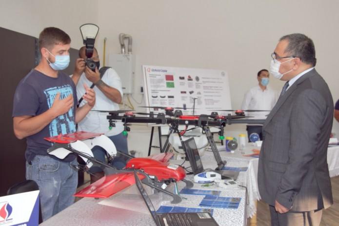 В столице состоялось открытие инновационного технопарка «Яшнабад»