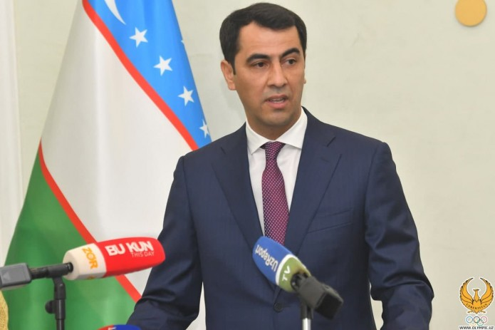 Равшан Ирматов назначен первым заместителем председателя НОК