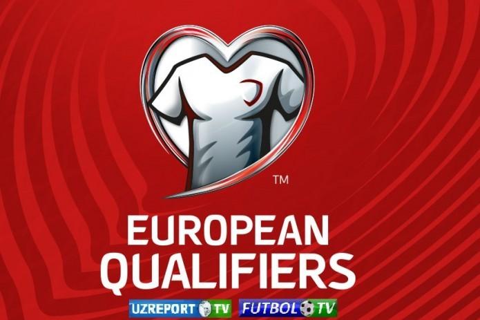 UZREPORT TV и FUTBOL TV покажут отборочные игры ЧМ-2018 Европейского континента