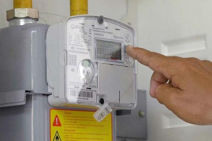 Сбор показаний с газовых счётчиков переводится на онлайн-режим