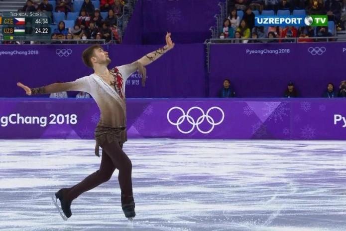 Миша Ге выступил на Олимпиаде под музыку «Аве Мария»