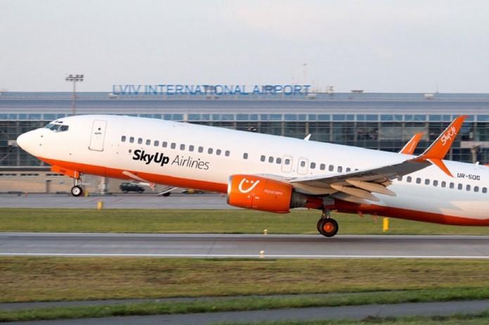 SkyUp получил от Госавиаслужбы Украины разрешение на полёты в Узбекистан