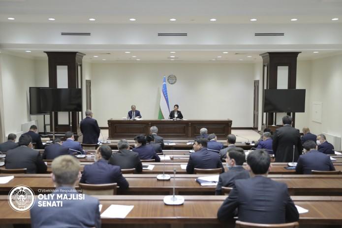 Сенат соберётся на двадцатое пленарное заседание 20 октября