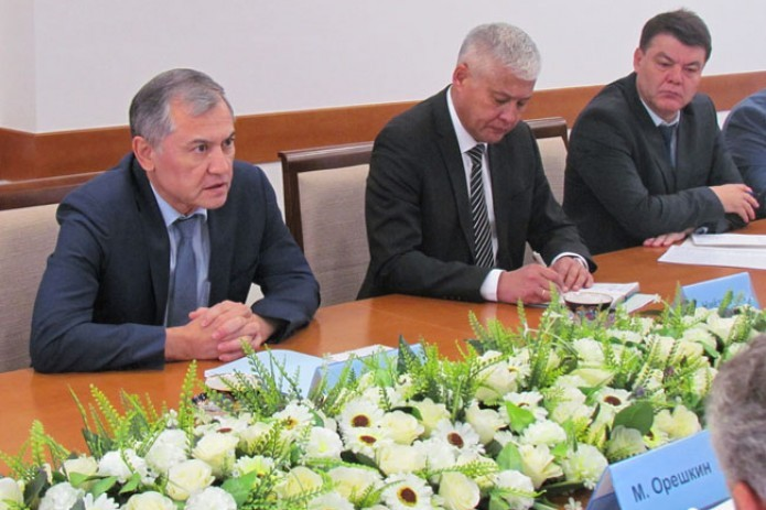 Heads of economy ministries of Uzbekistan and Russia hold negotiations