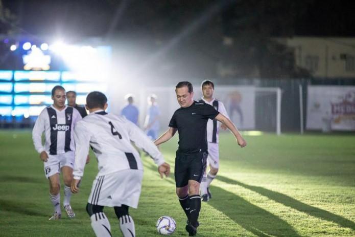 В рамках футбольной недели MEDIA.UZ прошли первые матчи