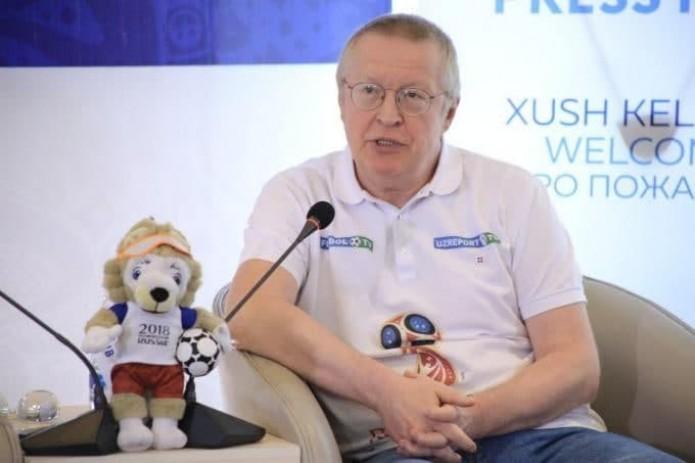 Александр Елагин сегодня начнет комментировать матчи Евро-2020 на UZREPORT TV