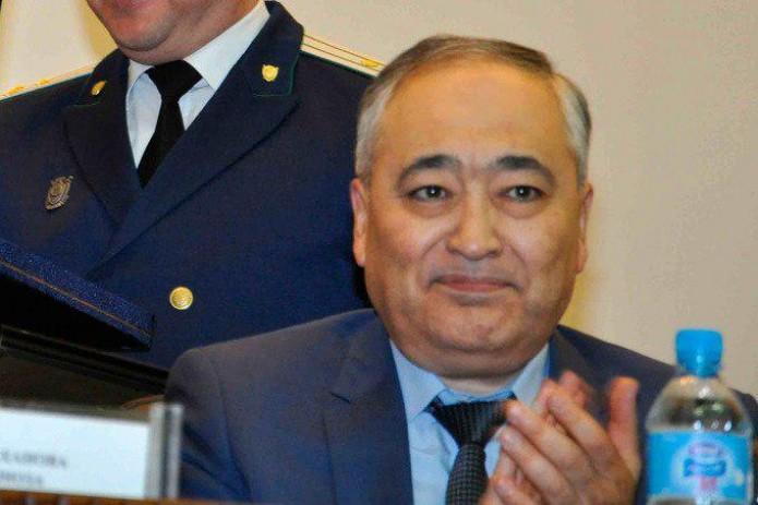 Задержан заместитель председателя Верховного суда Узбекистана
