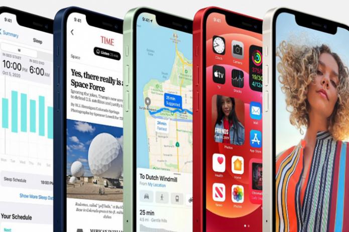 Apple показала новый iPhone 12. Какой он? - далее в статье