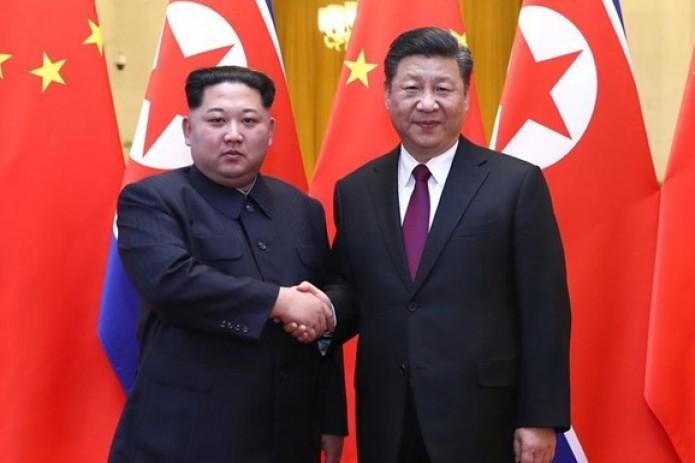 Председатель Китайская республика пригласил лидера КНДР вновь посетить Китай