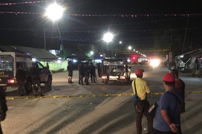 Bombing at Philippine street festival leaves 1 dead, wounds 35 - officials