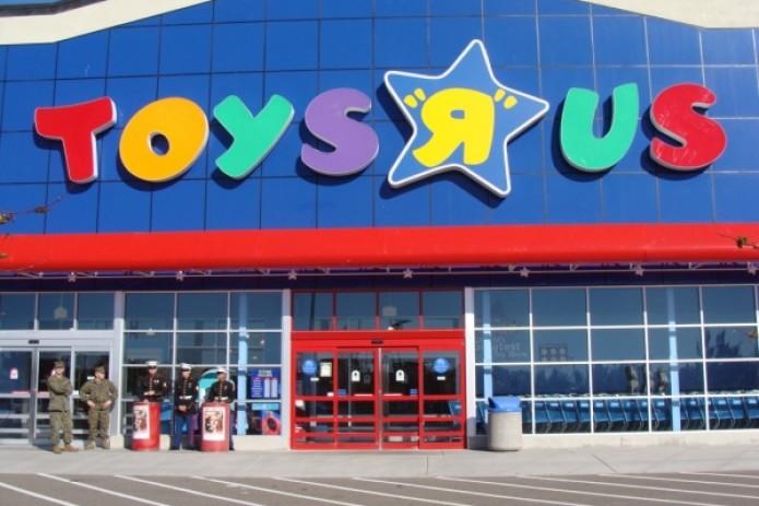 Американский ритейлер Toys RUsобратился зазащитой откредиторов
