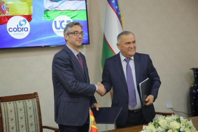 Узбекгидроэнерго, General Electric и Grupo Cobra модернизируют ГЭС в Ташкентской области